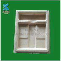 Wholesale natural Color environmentally Recycled A4 paper pulp packaging from china suppliers