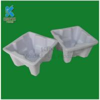 Wholesale Recycled Materials Molded Disposable Packaging trays from china suppliers