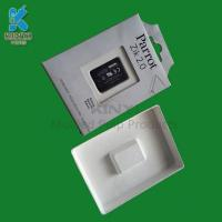 Wholesale Sugarcane Bagasse Pulp Molded Biodegradable Packaging Trays from china suppliers
