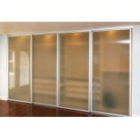 Wholesale Aluminum Frame Exterior Sliding Doors Insulated Glass For Patio from china suppliers