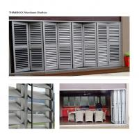 Wholesale Exterior Aluminium Shutters For Sale,Cheap Window Shades Designs from china suppliers