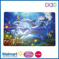 Wholesale 3D Lenticular Placemat from china suppliers