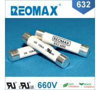 China REOMAX-632.600 Series 660Vac/Vdc Fast-acting Fuse on sale