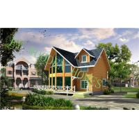 Wholesale Wooden Villa House EY-V039 from china suppliers