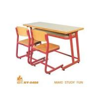 Wholesale Double Classroom Desk and Chair from china suppliers