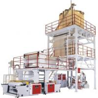 China HDPE Blown Film Extrusion Line on sale
