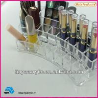 Wholesale PS Lipstick Organizer from china suppliers