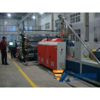 Wholesale Products PVC transparent soft sheet extrusion line from china suppliers