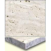 Wholesale Materials White Travertine Compound from china suppliers