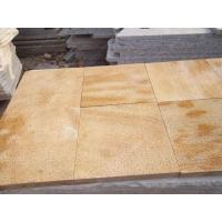 Wholesale Golden yellow sandstone from china suppliers