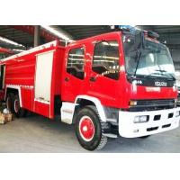Wholesale Wushiling HSQ powder fire truckMain Technical specifications from china suppliers