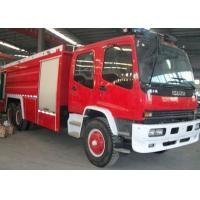 Wholesale Wushiling HSQ foam fire truck from china suppliers