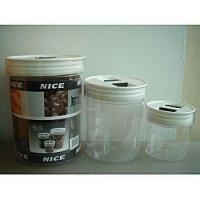 Wholesale 3pk round storage box from china suppliers