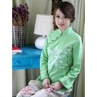 Wholesale Green Ethnic Chinese Clothing from china suppliers