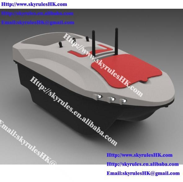 R c bait boat devc 111 of item 47719253 for Remote control fishing boats