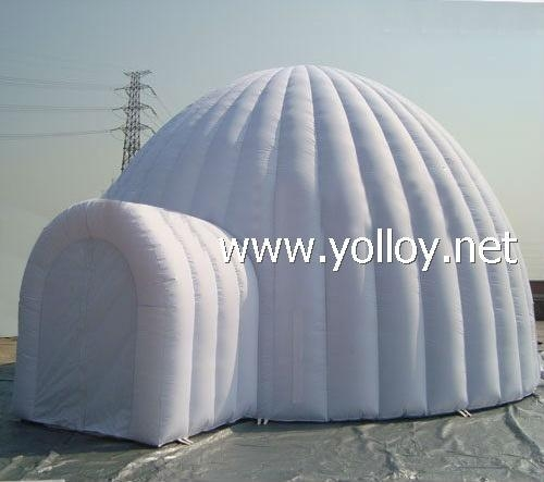 It 278 Inflatable Marquee Party Igloo Dome Tent Of Item