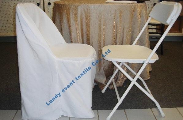 030Polyester folding chair cover of item