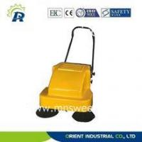 Wholesale Waiting hall, hospital, factory and pavement cleaning P100A floor sweeper rotary cleaning brush from china suppliers