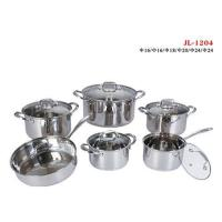 Wholesale JL-1204 ROLL EDGE COOKWARE from china suppliers