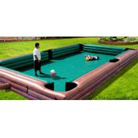 Wholesale sports game inflatable human billiards,CUZU balls game from china suppliers