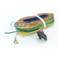 China Boat Trailer Light Wiring Harness 5 Flat 35ft to re-wire Trailer Lights and Disc Brakes on sale