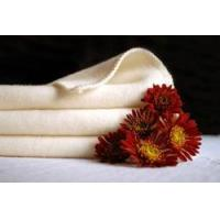Bedding Collections Fine Organic Wool Plush Blanket - King Size - 100% Sustainable Wool