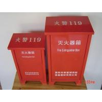Wholesale Customized fire extinguisher box from china suppliers