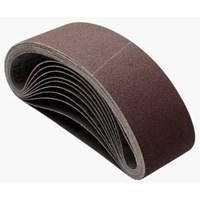 Wholesale Abrasives 10 pieces 120 Grit 1-1/2 In. x 12 In. Sanding Belts from china suppliers