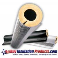 Wholesale Fiberglass Pipe Owens Corning VaporWick Pipe Insulation from china suppliers