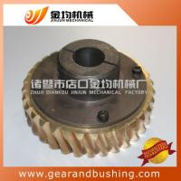 Wholesale helical worm gear from china suppliers