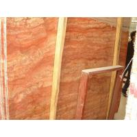 Chinese Marble Red Travertine