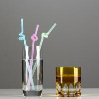 Wholesale No.:71024 150pcs/pack colored artistic drinking straws from china suppliers