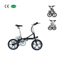 China Electric bicycle 16 Inch aluminium frame pedal assist electric bike on sale