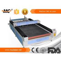 Wholesale 1630 Tabletop Desktop Fiber Laser Cut Fabric Pattern Cutting Machine from china suppliers
