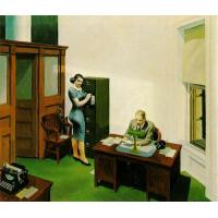 Wholesale Edward Hopper's oil painting reproduction,100% hand made on linen canvas. Item No.:EH012 from china suppliers