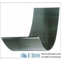 Wholesale SCREEN PANEL FOR STATIC DEWATERING from china suppliers