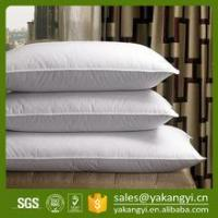 Wholesale Hotel Bedding Set China Supplier Hotel Custom Down Pillow Manufacturer from china suppliers