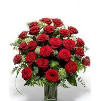 Wholesale Two-dozen red roses from china suppliers
