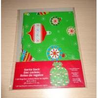 Wholesale Seasons bags New plastic Christmas package decorations Walmart Christmas bike bag 2016 from china suppliers