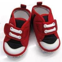 China soft sole baby shoes Model:170419 on sale