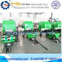 Wholesale pack machine+ corn silage round baler from china suppliers
