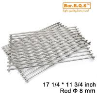 China Cooking Grates for Weber 7527, Spirit Genesis Grills Meshes (20 x 14 x 2'' ) on sale