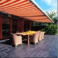 Full-cassette Electric Aluminum Retractable Awning