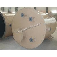 Wholesale pp frp tank from china suppliers