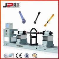 Buy cheap CE certified drive shaft balancing machine from professional manufacturer with competitive price from wholesalers