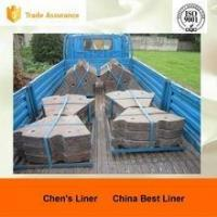 China HRC53 Ni-hard Liners for Mine Mill on sale