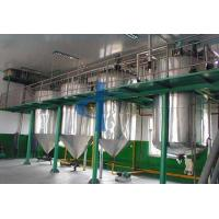 new design cottonseed oil refining plant