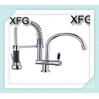 Spring Single Handle Kitchen Faucet