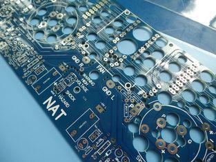 China ISO Certified 6Oz Two Sided Standard PCB Thickness Fr4 Copper Clad Board