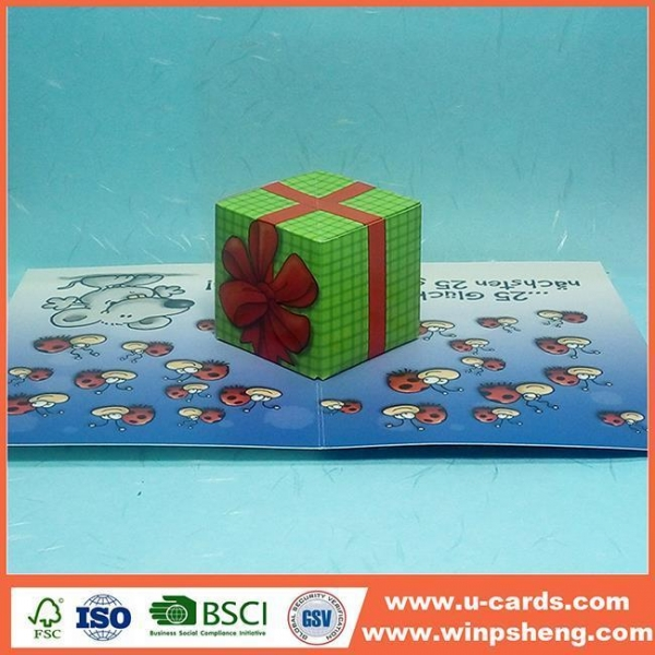 Quality Handmade Card Creat A I Love You Pop Up Card Flower Template for sale